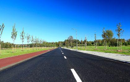 Nowa droga w Imieliniu