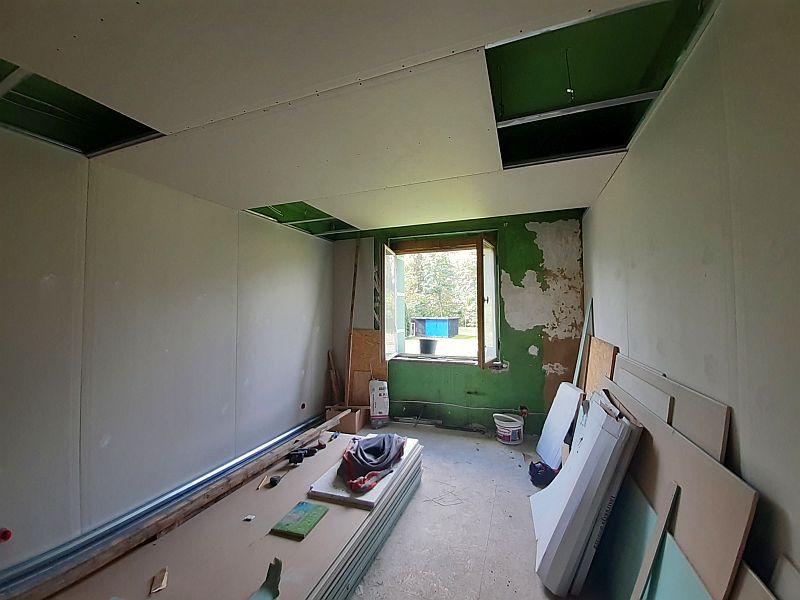 Remontowane mieszkanie