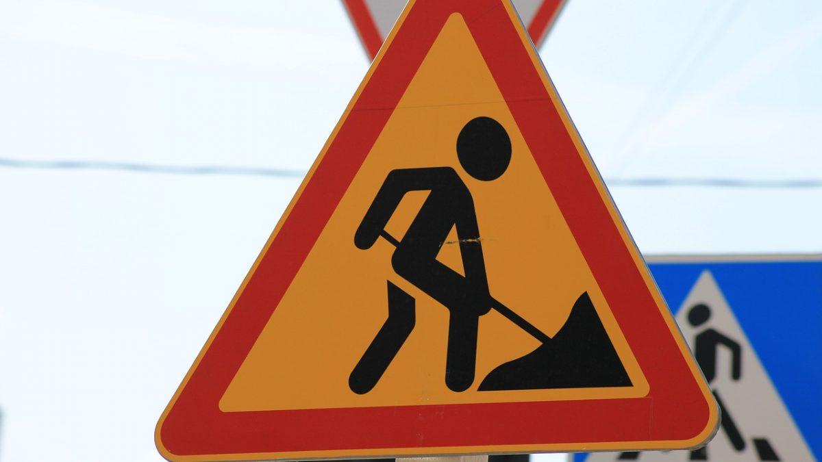 Znak drogowy - budowa