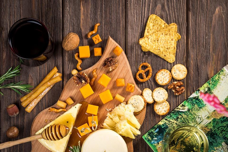 Zdjęcie składników do potrawy na stole