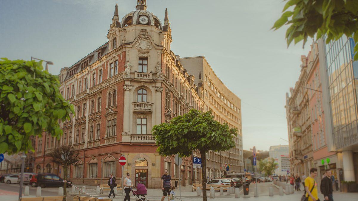 Katowice - Śródmieście