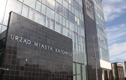 Budynek katowickiego magistratu