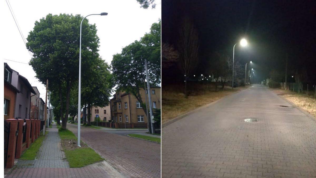 Latarnie LED