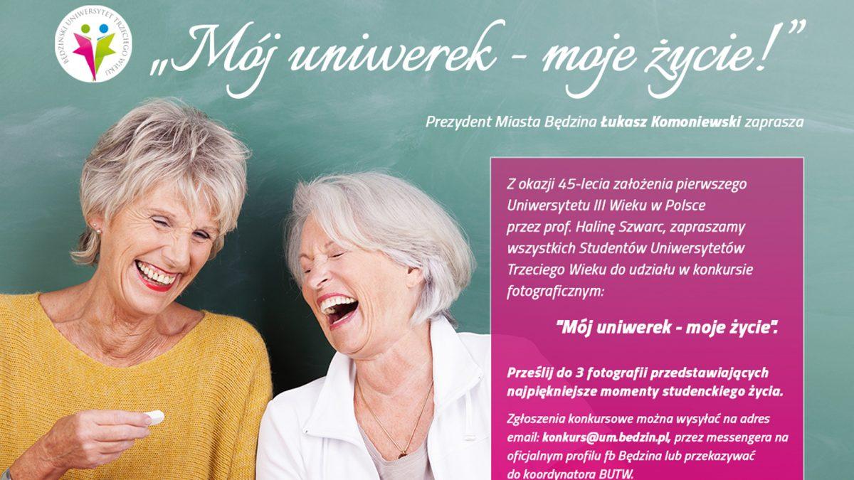 Dwie roześmiane kobiety w średnim wieku