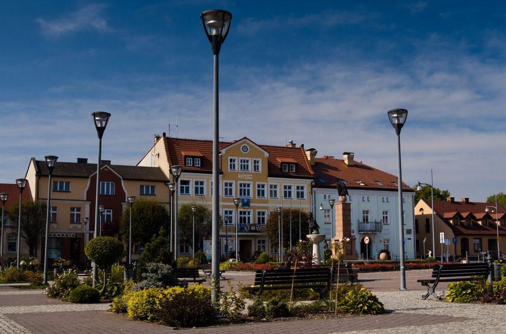 Centrum Bierunia