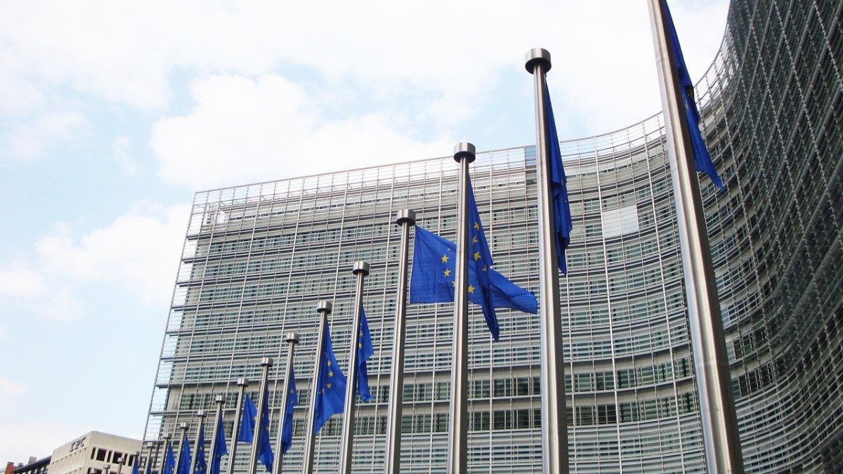 Gmach Parlamentu Europejskiego