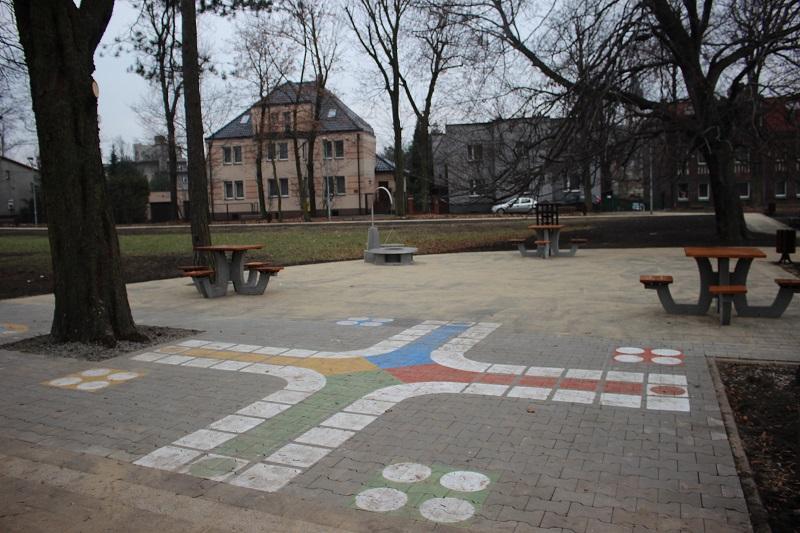 Strefa gier na plantach w Rudzie Śląskiej - Kochłowicach
