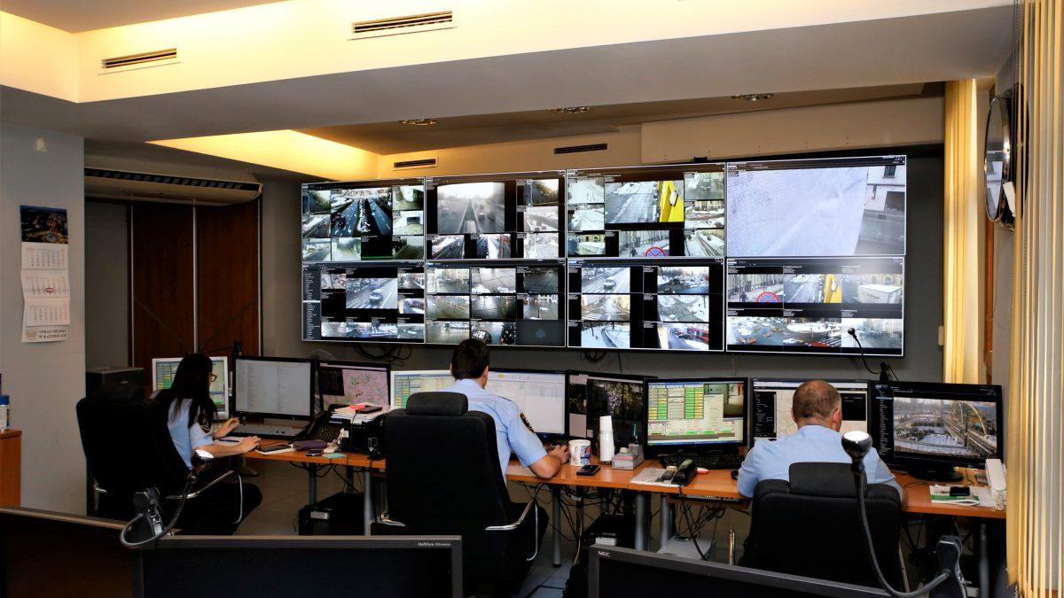 Centrum monitoringu