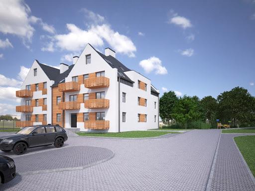 Nowe budynki mieszkalne w Knurowie
