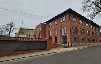 Budynek Centrum Usług Społecznych w Zzabrzu po remoncie