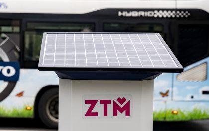 Automat solarny