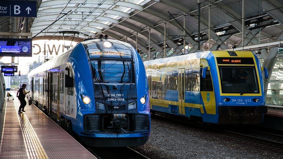 Dworzec PKP w Gliwicach