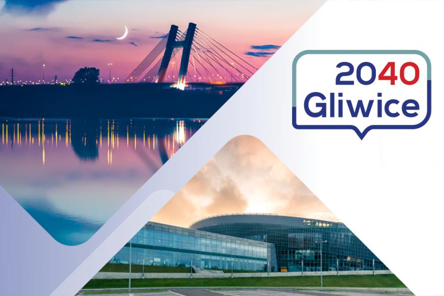 Gliwice 2040 - baner