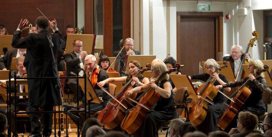 Koncert filharmonii zabrzańskiej