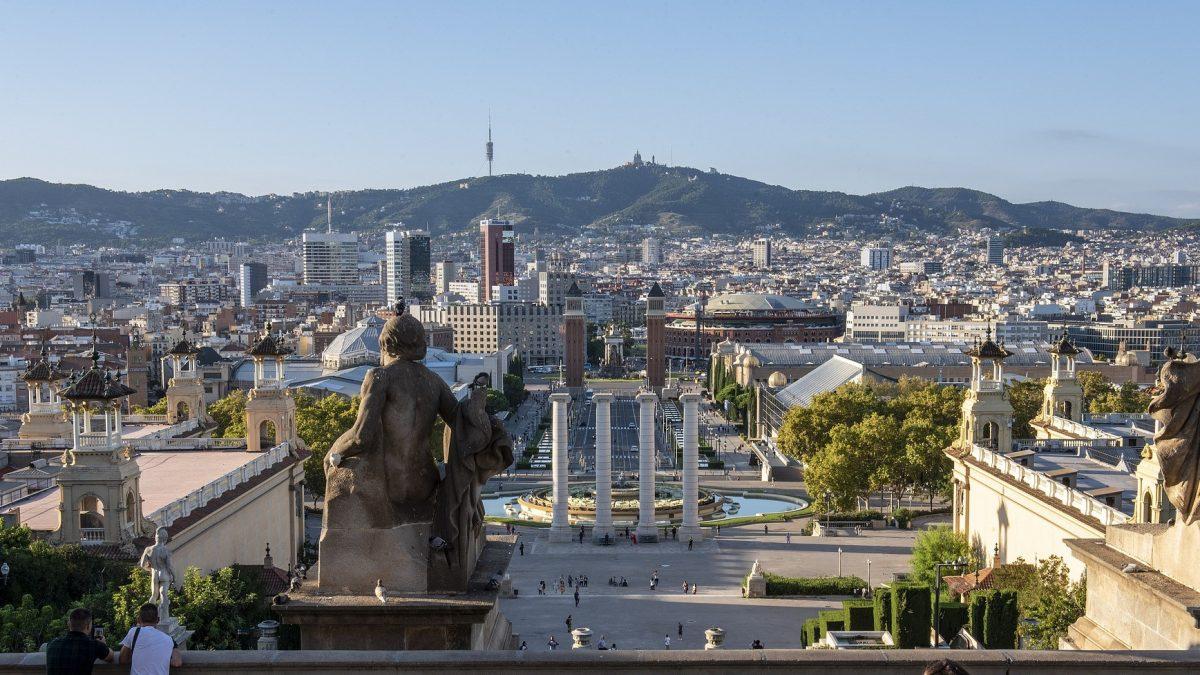 Panorama Barcelony