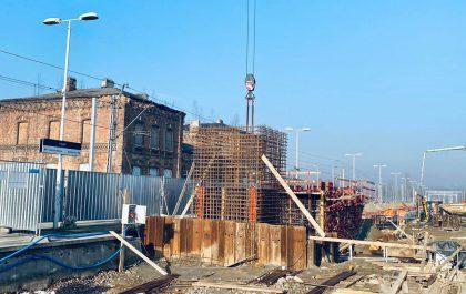 Budowa centrum przesiadkowego