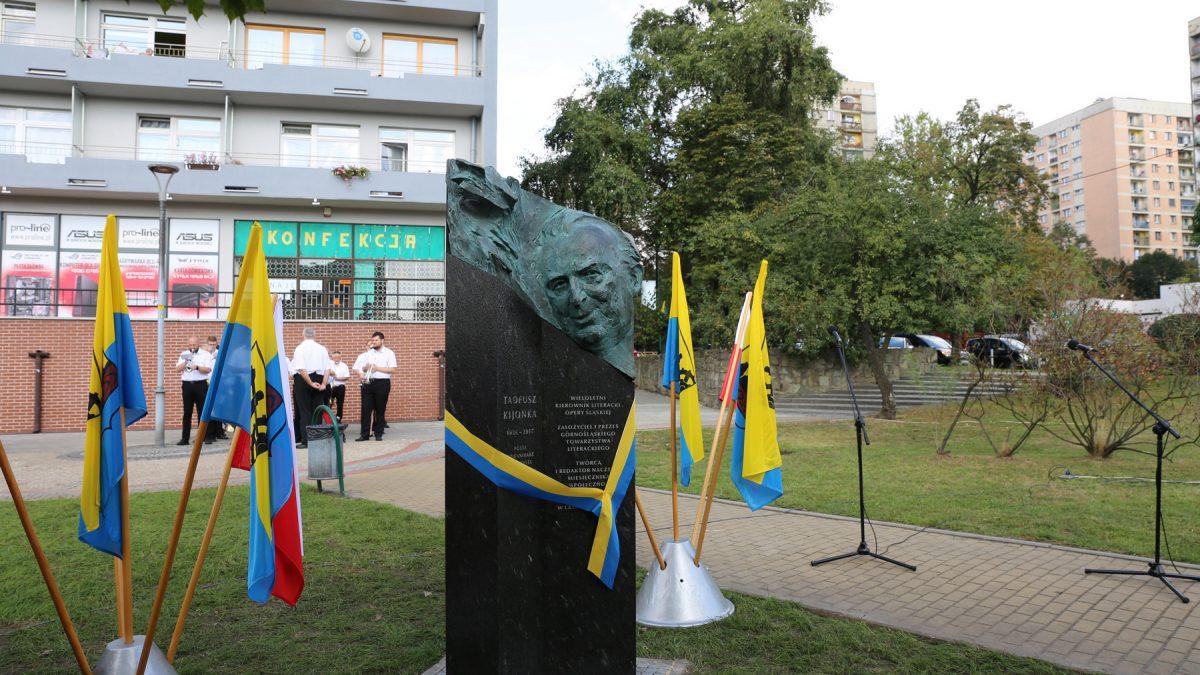 Rzeźba Tadeusza Kijonki