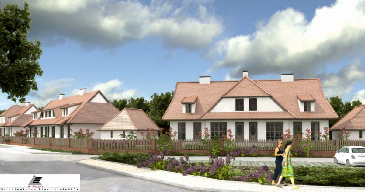 Wizualizacja domków