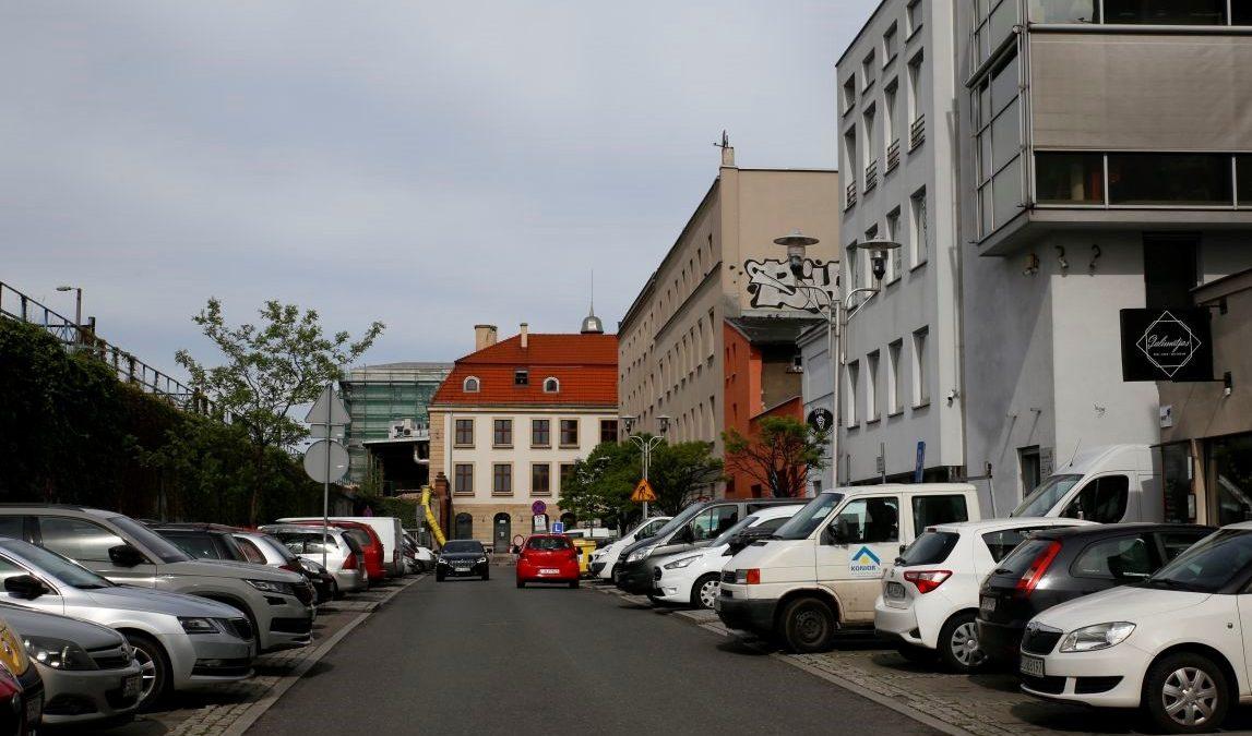 Ulica Mariacka Tylna
