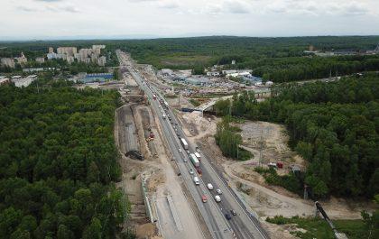 Inwestycja drogowe w Giszowcu