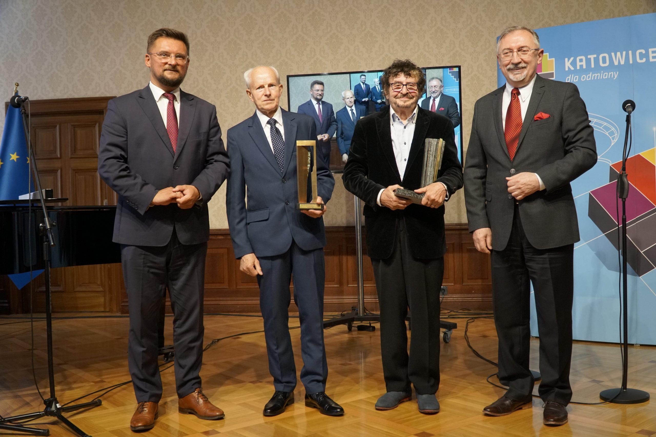 Nagrodzeni w dwóch Nagrodach