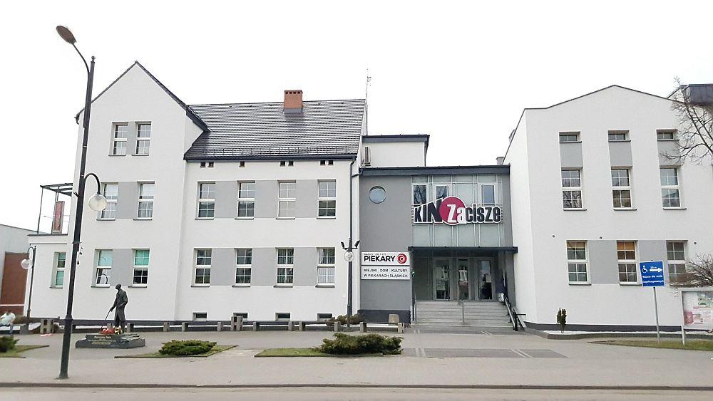 Dom Kultury w Piekarach Śląskich