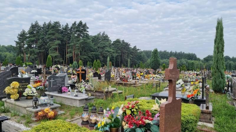 Cmentarz w Tychach