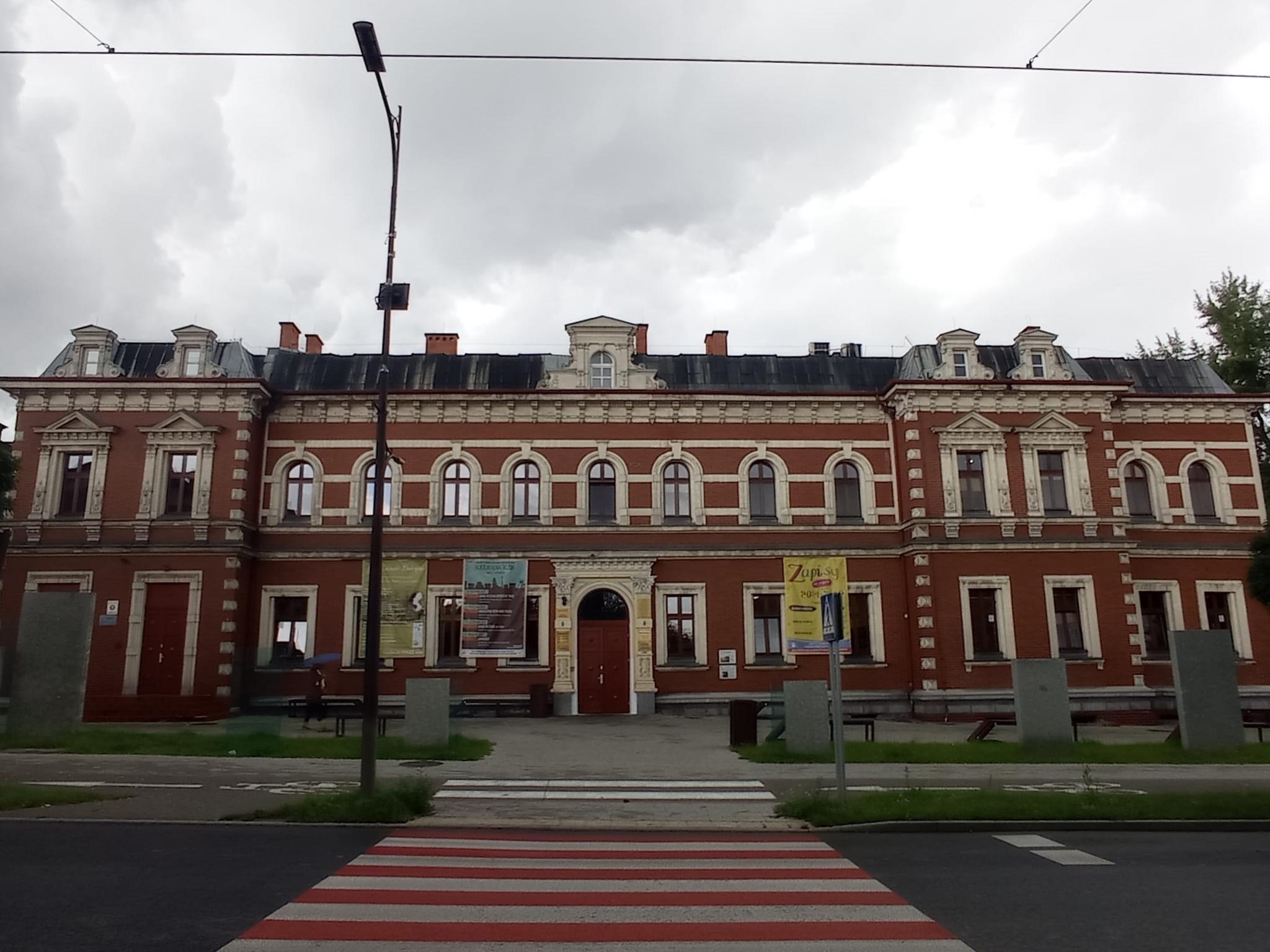 Budynek Miejskiego Centrum Kultury w Rudzie Śląskiej