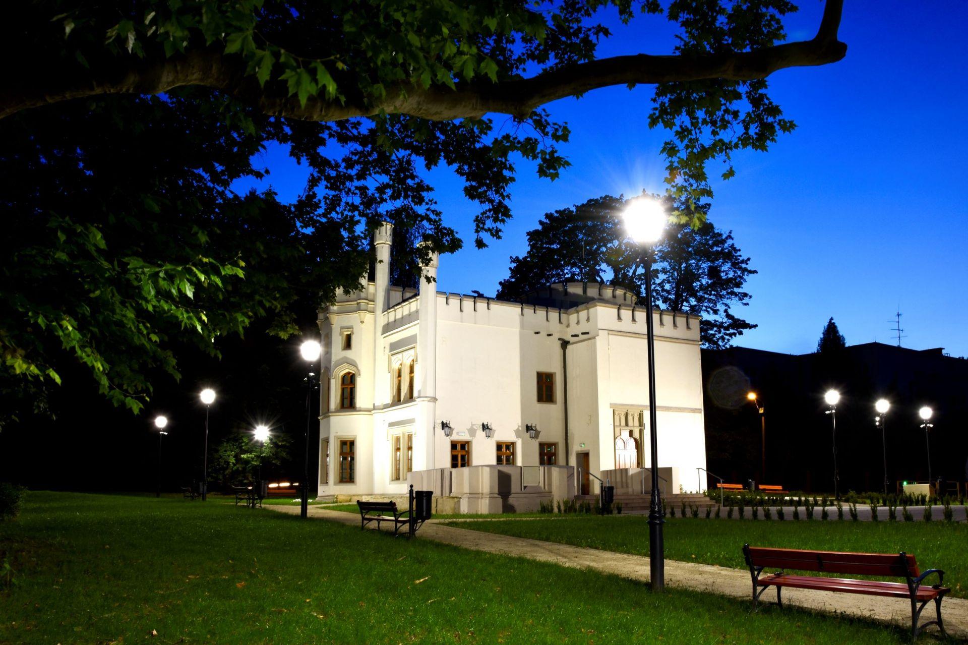 Pałac w Miechowicach