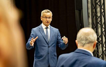 Wiceprezydent Rudy Śląskiej Krzysztof Mejer